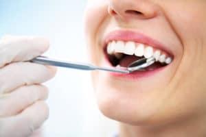 dentist dental checkup
